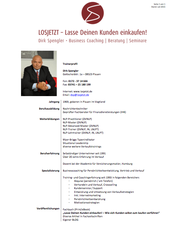 Trainerprofil_072015_screenshot